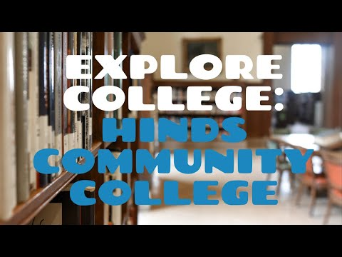 Hinds Community College 3D Video