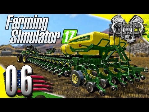 Farming Simulator Gameplay Ep6 Huge John Deere Db Auto Loader Pc Hd American Outback