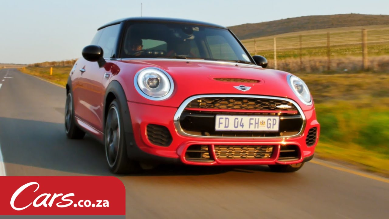 Mini Cooper Jcw Test Drive Loud Fast And Red Video Carscoza