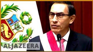 🇵🇪 Martin Vizcarra sworn in as Peru's president   Al Jazeera English