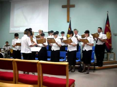 Pentre Citadel Songsters -  There Is A New Song