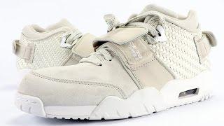 Nike Air Trainer Cruz Light Bone White Review