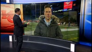 Patriots home streak snapped - Jeff Howe and Tom Leyden on loss to Chiefs