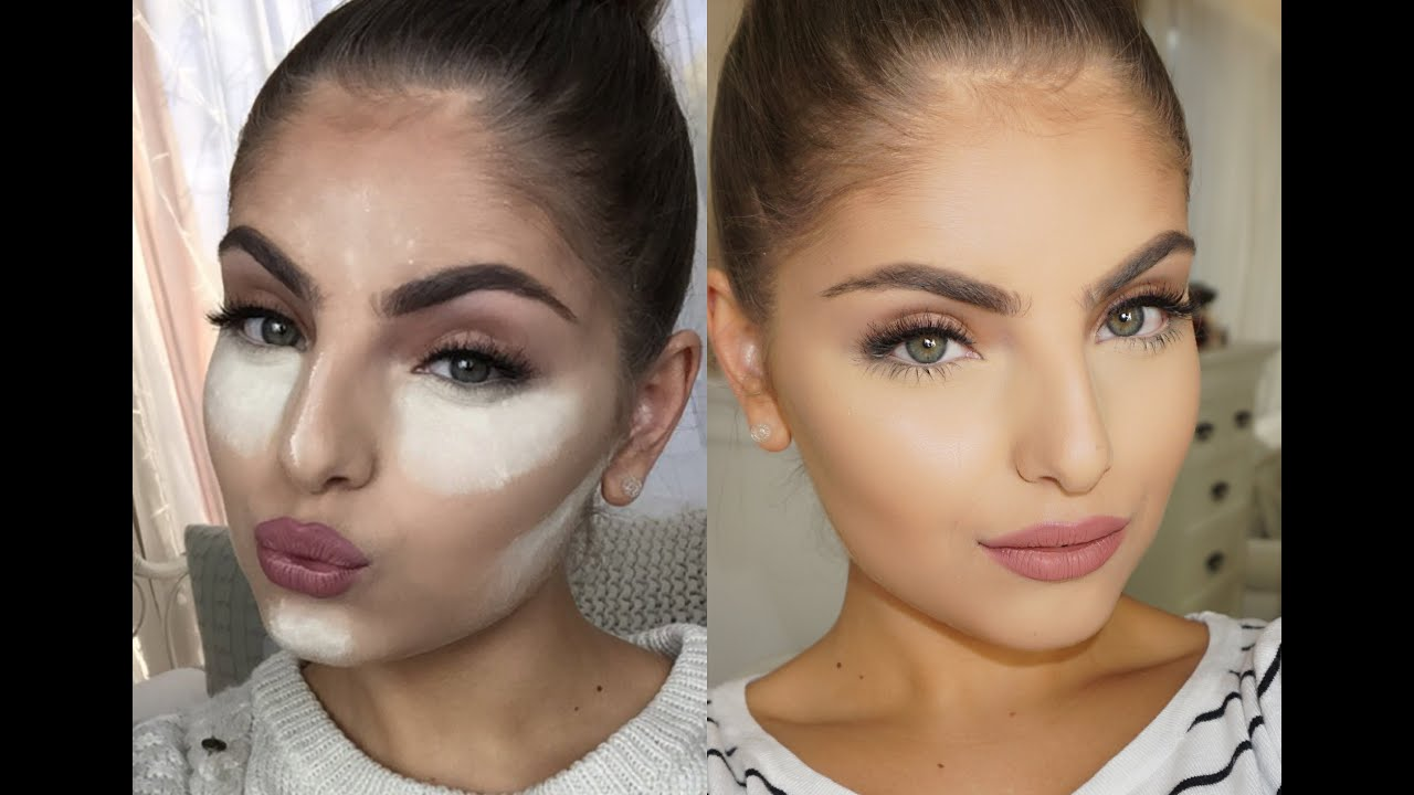 Image result for baking makeup