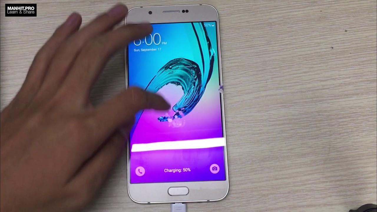 Hướng dẫn cách Unlock SCV32 Galaxy A8 AU KDDI Japan | ManhIT Pro