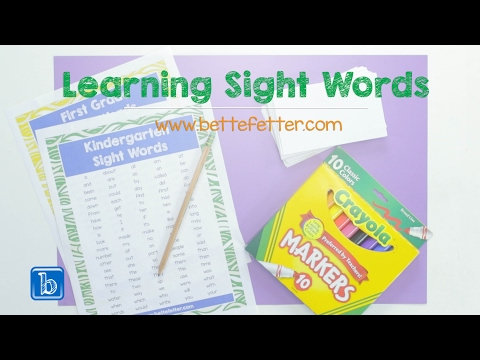 How you can Educate a young child Early Sight Word Abilities at Home