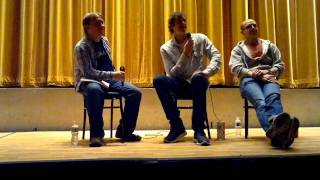 Q&A W/ Paul W.S. Anderson & Jeremy Bolt About Movie Event Horizon In Toronto (Part 1 Of 3)