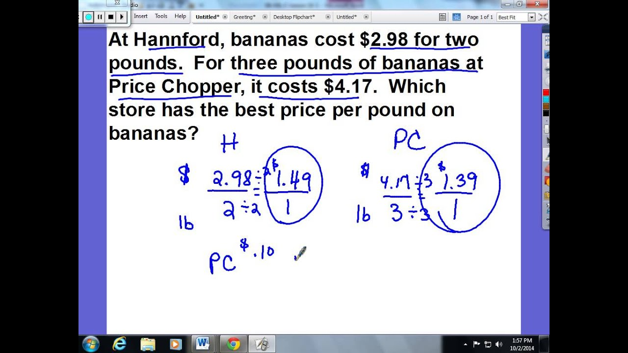 A Story Of Ratios Lesson 16 Homework - image 8