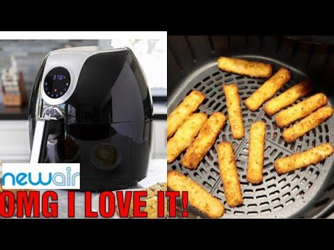 CRISPY FISH STICKS FT Magic Chef Digital XL Air Fryer---- USE MY CODE PRISSY