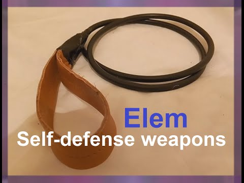 Elem - Self-defense weapons (Deutsch) www.Elem.co