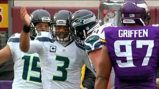 NFL on NBC 2015 Wildcard Open Vikings vs Seahawks