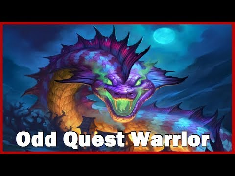 Odd Dinosaur Quest Warrior!?