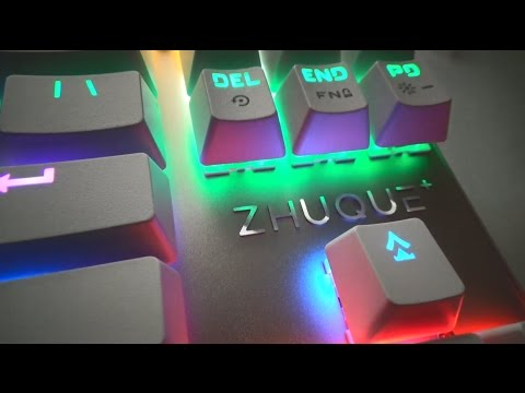 Değiştirilebilir Switchli EFSANE Mekanik Klavye - Banggood'dan Paket #14