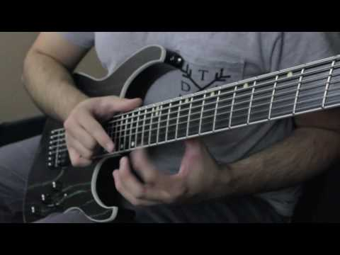 Northlane - Quantum Flux (GUITAR COVER ) - Fast Guitars Orion Demo