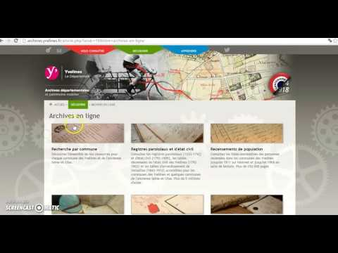 Tutorial 5: How to find French Department websites
