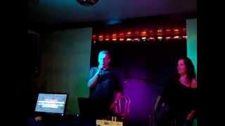 Karaoke - Tonino canta BUIO E LUNA PIENA di Califano