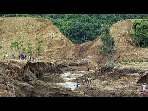 Kenia: Viele Tote nach Dammbruch