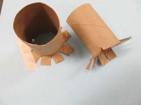 Paper Mache Techniques Using Cardboard