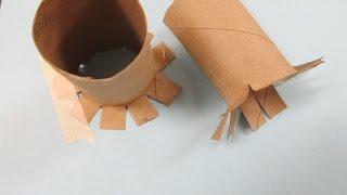 Paper Mache Techniques Using Cardboard