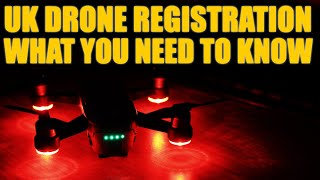UK CAA Drone Registration 2019 - What you need to know