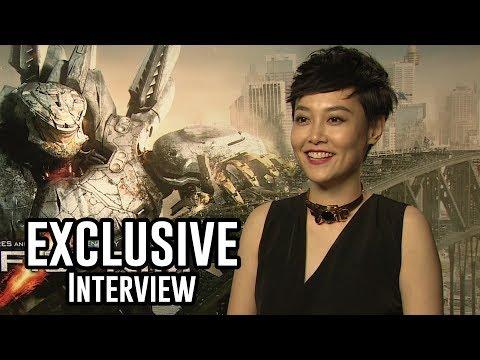 Rinko Kikuchi Pacific Rim Exclusive Interview