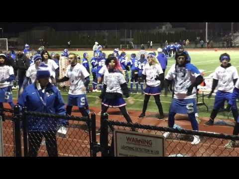2016 Southington High School  Powderpuff Cheerleaders