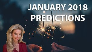 January 2018 Predictions:  What to Expect for the New Year!