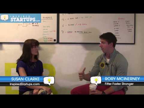 InspiredStartups.com - Interview with Entrepreneur Rory McInerney (FFS.ie)