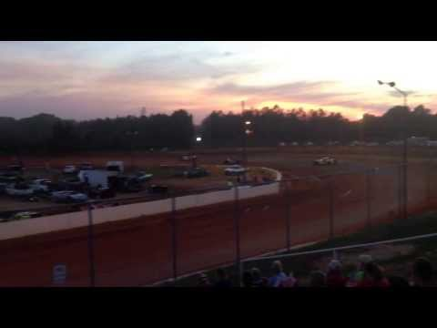 Cochran Motor Speedway, super street heat race, May 25, 2013, Johnnie Tucker Jr winner