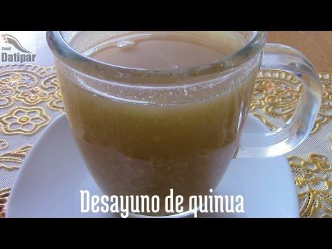 DESAYUNO DE QUINUA
