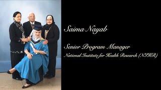 Saima Nayab SHEWISE Inspire Me Interview