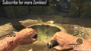 Black Ops 2 Zombies: Buried Easter Egg - Die Rise Navcard Accepted - Building Navcard Table Guide!
