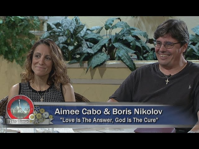Herman and Sharron - Aimee Cabo and Boris Nikolov