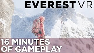 Everest VR GAMEPLAY: Conquering Your Fear of Heights in Virtual Reality