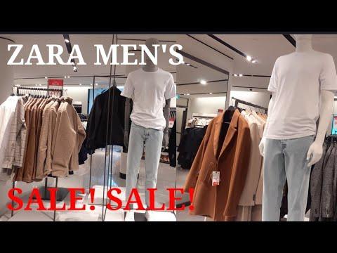 #Zara Mens #january2020 Zara Men's Fashion Collection /January 2020