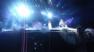 Katy Perry - Wide Awake en vivo Santiago de Chile 2018