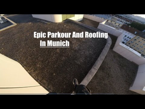 EPIC Parkour And Roofing POV!! Best Parkour Spot In Munich/GoPro HERO4Session