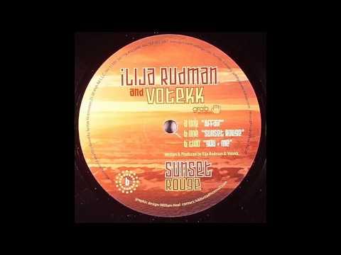 Ilija Rudman and Votekk  -  Sunset Rouge