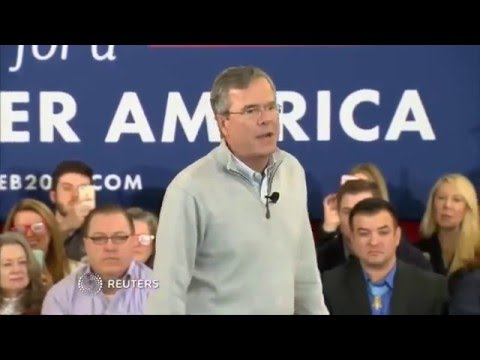Jeb Bush's WORST Fails [Fail Compilation]
