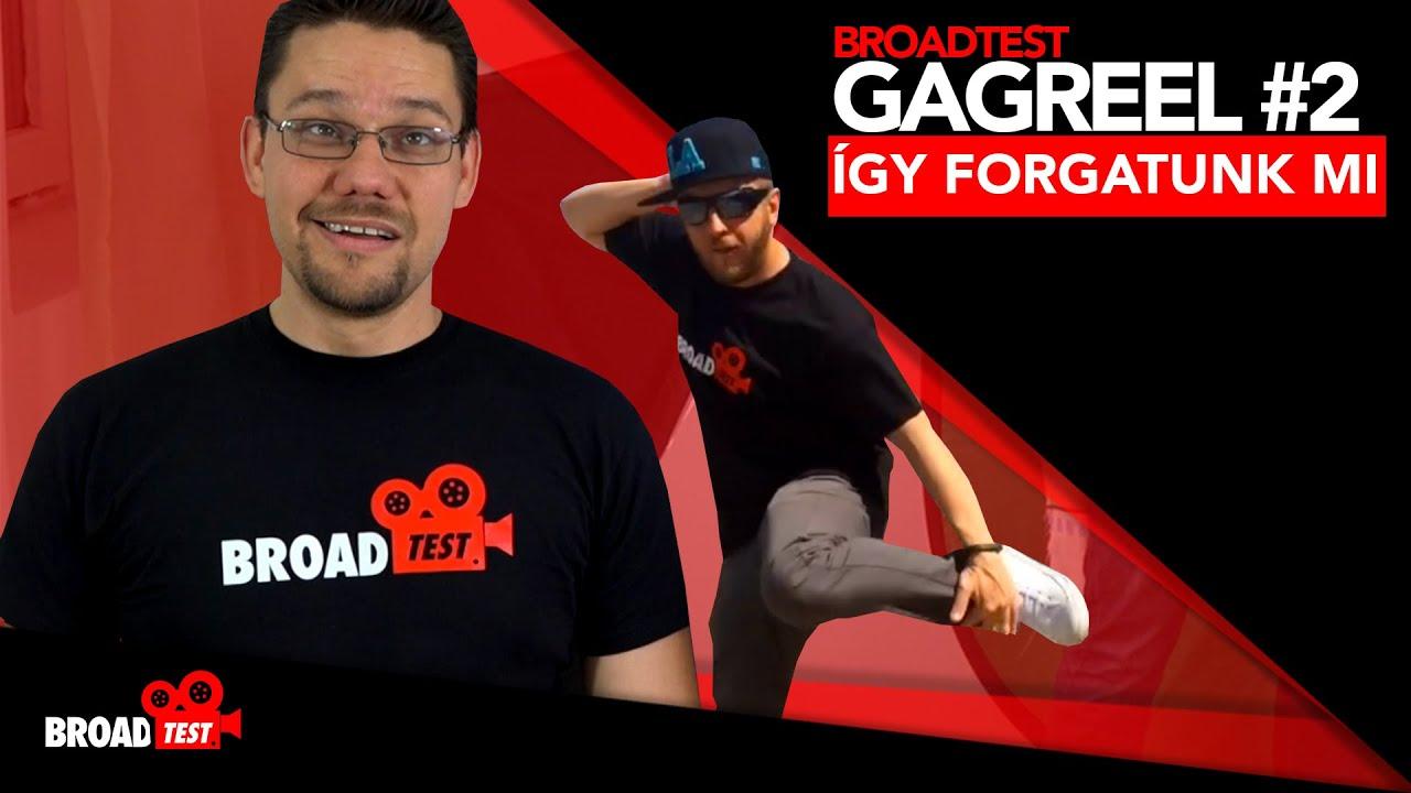 b892c42aa4 GYERE A KULISSZÁK MÖGÉ!   gagreel II. - YouTube