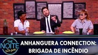 Anhanguera Connection: Brigada de Incêndio | The Noite (11/09/19)