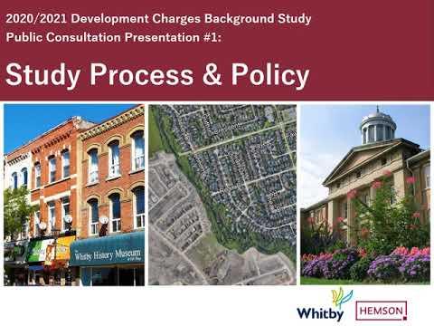 Presentation #1 - Study Process & Policy