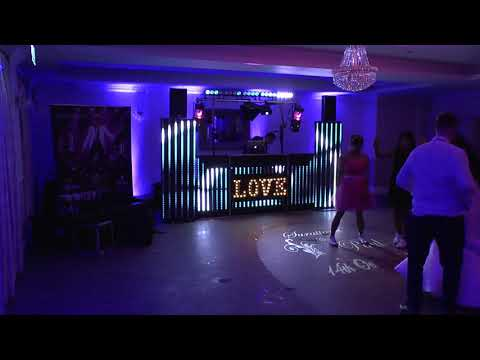 Beaulieu Hotel Wedding DJ Martin Lake - Paul & Surattana