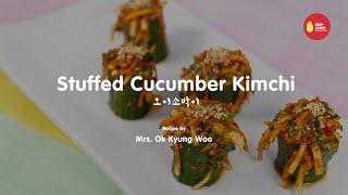 Kimjang Project: Stuffed Cucumber Kimchi