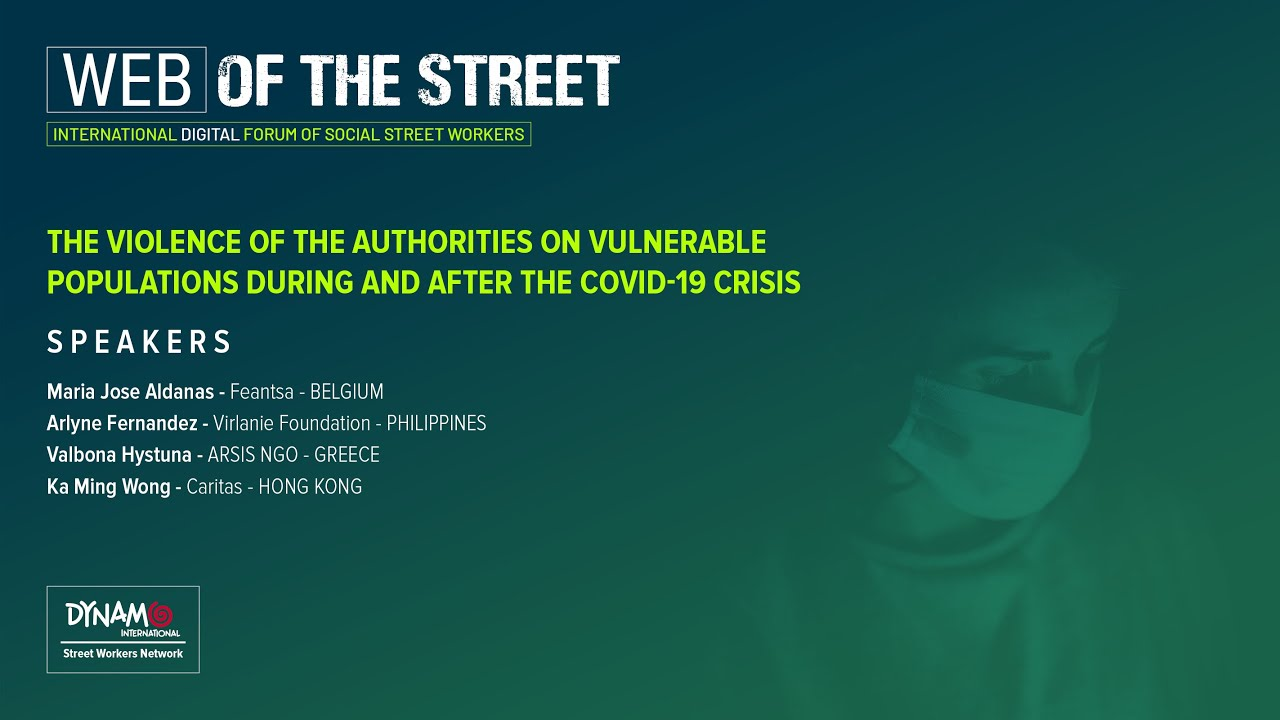 WEB OF THE STREET: International Digital Forum of Social Street Workers