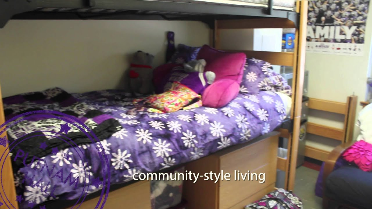Exceptional Putnam Hall Tour   K State Part 20