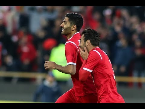 Persepolis 1-0 Al Sadd (AFC Champions League: Group Stage)