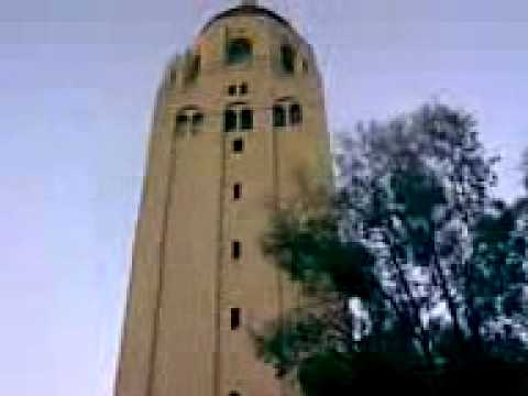 Hoover Tower Bells at Stanford