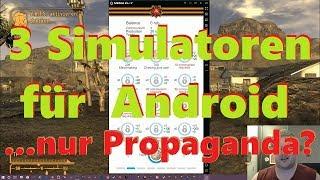 3 Simulatioren - USA, UdSSR und Russia (für Android)