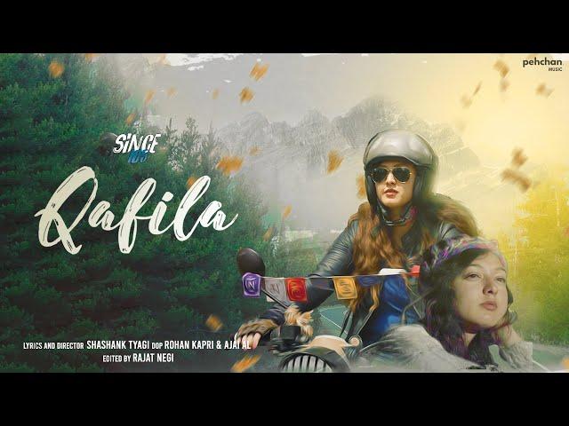 Qafila - Official Music Video | Since105 | Deep Das | Pehchan Music | New Hindi Song 2021